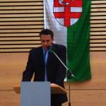 Feierliche Eröffnung 16.04.2014, Jürgen Karbach