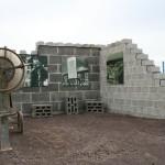 Historische Baustelle