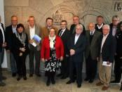 Ordentliche Mitgliederversammlung des Vereins Kulturelles Erbe der Bimsindustrie e.V. unter der Leitung des Vorsitzenden Dr. Alexander Saftig