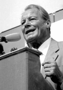 Willy Brandt (* 1913; † 1992) 4. Bundeskanzler (1969–1974)